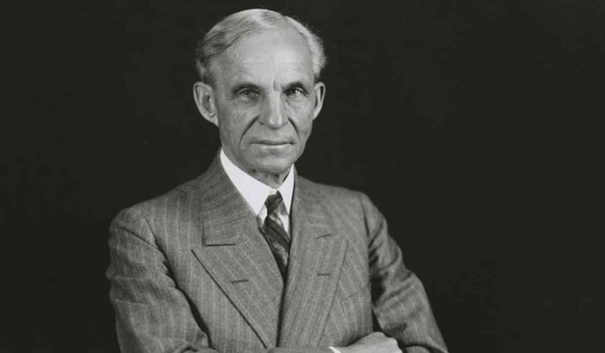 how henry ford has changed the perspective of industries around the world Sample material the following a tinkerer in an emerging industry by rights, henry ford probably should have plants around the world turned out flivvers as.